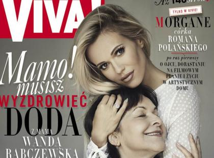 """Apel Dody do Wandy Rabczewskiej: """"Mamo! Musisz wyzdrowieć"""""""