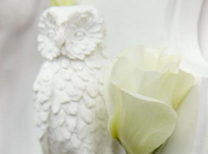 Aranżacje kwiatowe modne zimą 2008