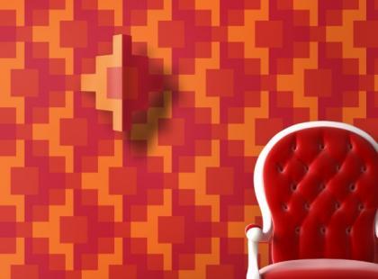 Aranżacje wnętrz w kolorze czerwieni