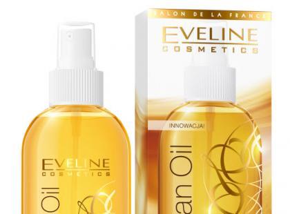 Arganowy, suchy olejek do ciała – Eveline Cosmetics