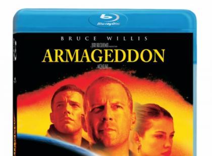 """Armageddon"" - klasyka kina katastroficznego już na Blu-ray!"