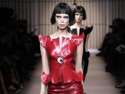 Armani haute couture wiosna-lato 2009