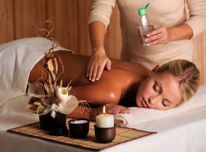 Aromaterapia, czyli jak używać olejków?