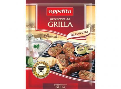 Aromatyczne grillowanie z Appetitą
