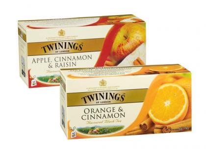Aromatyczne herbaty Twinings