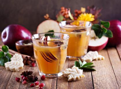 Aromatyczny i orzeźwiający napój na lato - sprawdź nasze przepisy na cydr