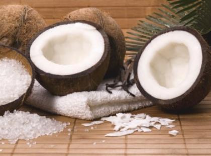 Aromatyczny peeling do ciała kokosowo-waniliowy