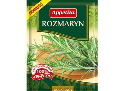 Aromatyczny Rozmaryn – nowość od marki Appetita