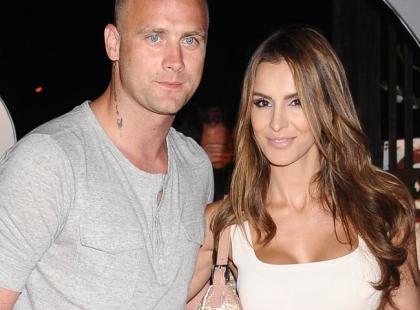 Artur Boruc i Sara Mannei już po ślubie. Panna młoda w nietypowej kreacji