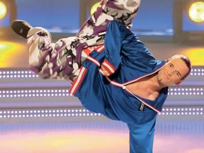 Artur Cieciórski urodzony do tańca