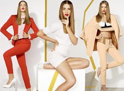 Aryton na wiosnę ze wschodzącą gwiazdą polskiego modelingu