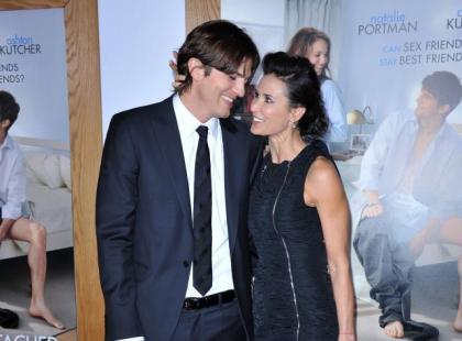 Ashton i Demi NIGDY nie byli małżeństwem!