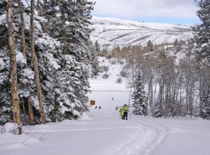 Aspen - zimowy raj