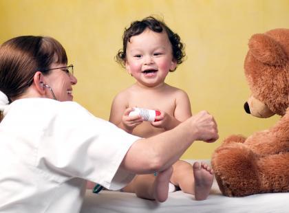 Astma oskrzelowa u dzieci - nie daj się przestraszyć!