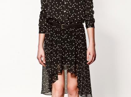 Asymetryczne spódnice i sukienki - wiosna/lato 2012