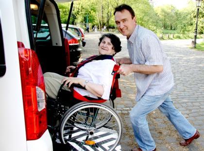 Asystent osoby niepełnosprawnej – blaski i cienie zawodu