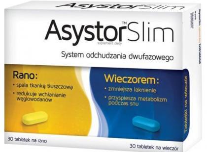 Asystor Slim na odchudzanie
