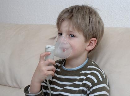 Atak astmy – jak pomóc choremu?