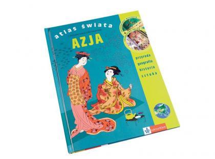 Atlas świata - Azja