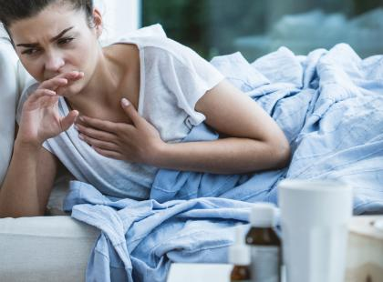 Atypowe zapalenie płuc – jakie daje objawy?