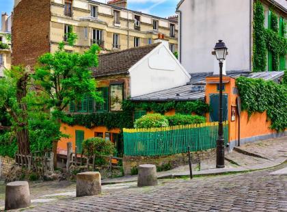 Au Lapin Agile - słynny kabaret na Montmartre