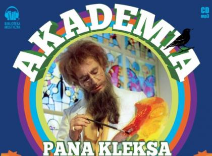 """Audiobook """"Akademia pana Kleksa"""""""