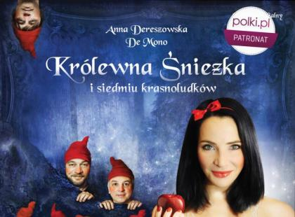 """Audiobook """"Królewna Śnieżka i siedmiu krasnoludków"""""""