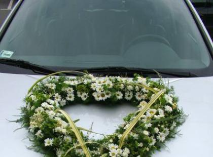 Auto do ślubu - Katarzyna Greta Szymkowiak