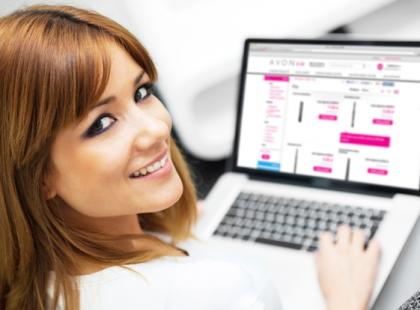 Avon otworzył sklep online