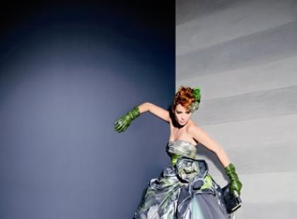 Awangardowe suknie ślubne od Maxa Chaoula