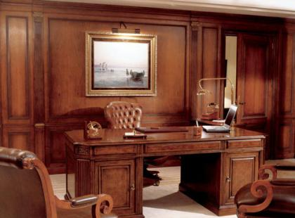 Awangardowy gabinet z marką Patt Mebel