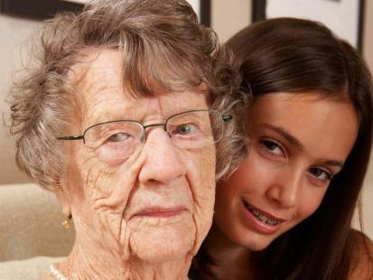 Awantura o babcię