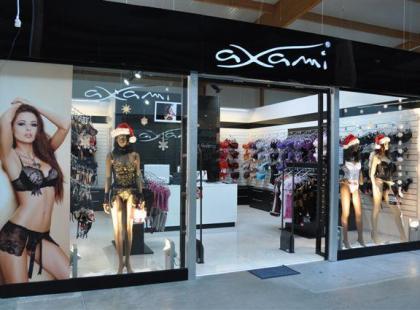 Axami - pierwszy salon w Polsce
