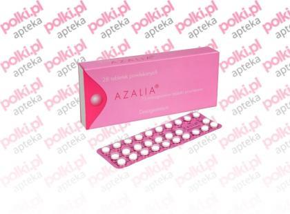 Azalia - tabletki antykoncepcyjne