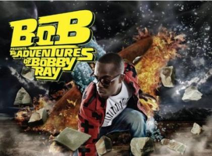 "B.o.B. ""The Adventures of Bobby Ray"""
