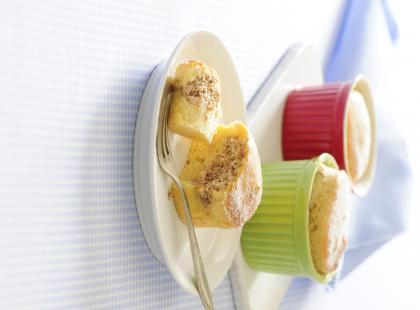 Babeczki serowe z cynamonem