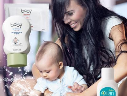 Bąbelki w kąpieli - przegląd kosmetyków dla dzieci