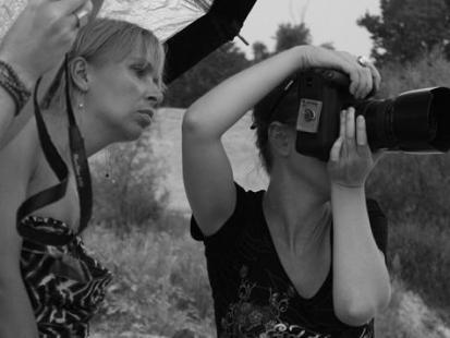 Backstage:  sesja zdjęciowa kolekcji Natalii Jaroszewskiej