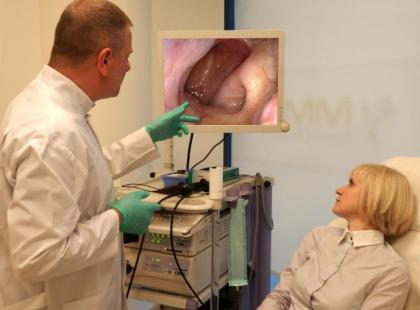 Badanie NBI – jak wykryć raka górnych dróg oddechowych?