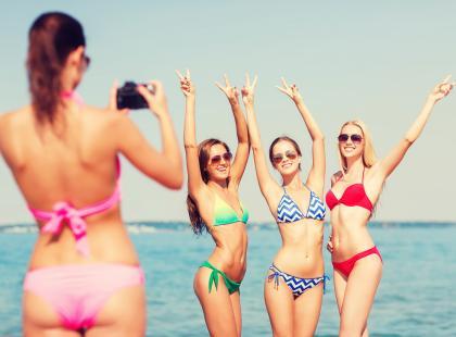 Bądź modna na plaży!