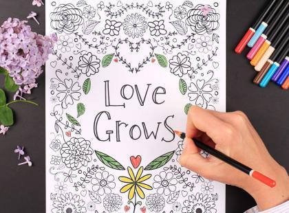 Bądź trendy i koloruj! Przegląd popularnych kolorowanek dla dorosłych
