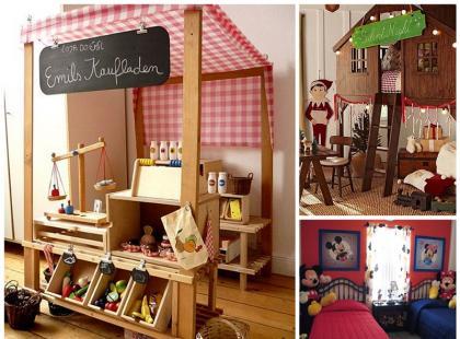 Bajeczny pokój dziecięcy