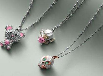 Bajkowa biżuteria Guess