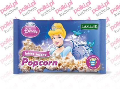 Bajkowy popcorn od Bakalland i Disney