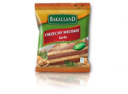 Bakalland - Nowa linia bakalii do ciast