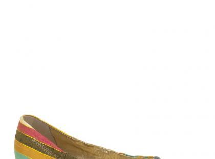 Baleriny Kazar wiosna/lato 2012