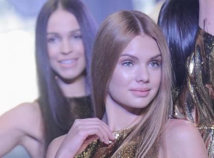 Bałoń i Kaczyńska z Top Model modelkami Wolińskiego