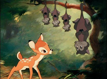 Bambi oraz Bambi 2 już na Blu-ray i DVD