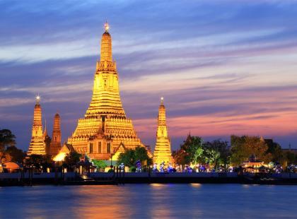 Bangkok - najczęściej odwiedzanym miastem na świecie!