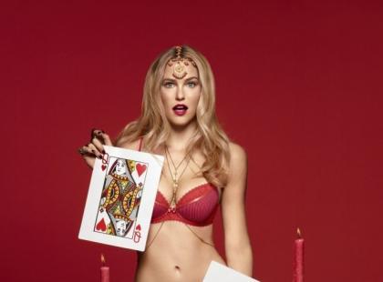 Bar Refaeli w katalogu bielizny Passionata!